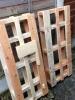 Pallet Bookcases 1