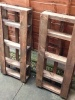 Pallet Bookcases 2